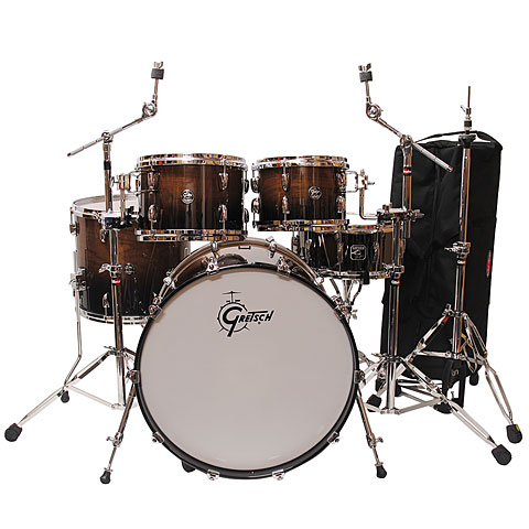 Gretsch Renown Purewood Walnut Fusion Bundle