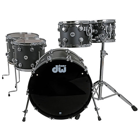 DW Collector´s Laquer Custom Cherry Solid Black