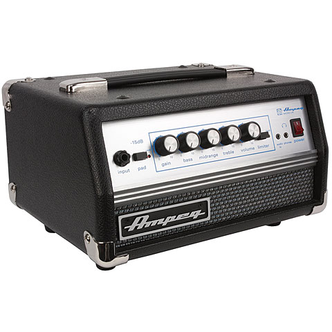 Ampeg Classic Micro-VR Head USED