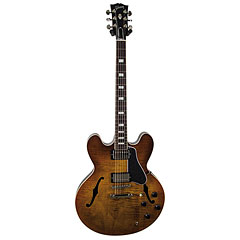 Gibson ES-335 Figured Faded Lightburst 2016 « E-Gitarre