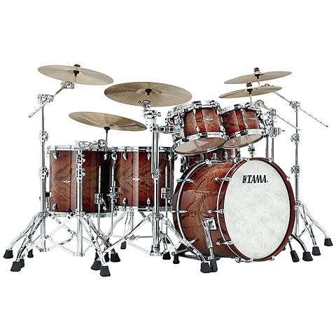 Tama Star 22  Sierra Red Bosse Burst