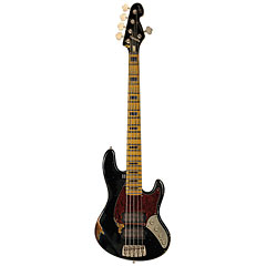 Sandberg California TM2 Masterpiece MN BLK 5-Str « E-Bass