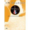 Lehrbuch AMA I`m Walking Jazz Bass