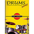 Lehrbuch Bosworth Drums easy Bd.1