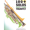 Notenbuch Music Sales 100 + Solos for Trumpet, Notenbücher