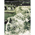 Songbuch Music Sales Rage against the Machine