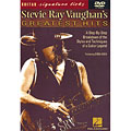 DVD Hal Leonard Guitar Signature Licks S.R.Vaughan´s Greatest Hits
