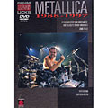 DVD Hal Leonard Legendary Drum Licks Metallica 1988-1997, DVDs