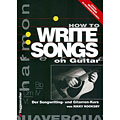 Lehrbuch Voggenreiter How to write Songs on Guitar