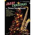 Schott Jazzy Christmas for Tenor-Sax « Play-Along