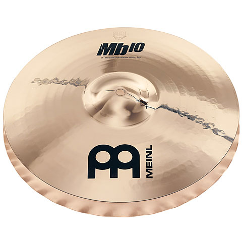 Meinl 15  Mb10 Medium Soundwave Hihat