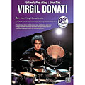 Alfred KDM Virgil Donati - DrumTrax « Play-Along