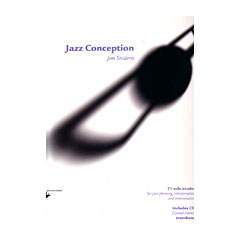 Advance Music Jazz Conception for Trombone / Posaune