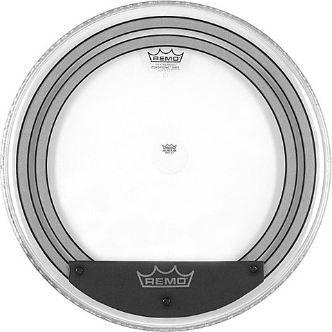 Remo Powersonic Clear PW-1320-00