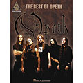Songbuch Hal Leonard The Best of Opeth