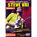 DVD Roadrock Lick Library Learn to Play Steve Vai Vol.3