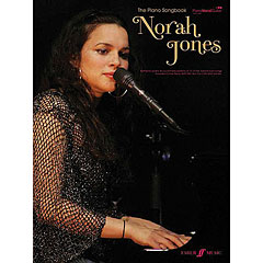 Faber Music Norah Jones Piano Songbook