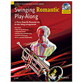 Schott Swinging Romantic for Trumpet « Play-Along