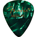 Fender 351 Green Moto, heavy (12 Stk.) « Plektrum