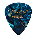 Plektrum Fender 351 Ocean Turq., medium (12 Stk.)