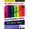 Lehrbuch Kohl Boomwhackers Rock Rhythm Party 1, Drums und Percussion