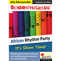 Lehrbuch Kohl Boomwhackers African Rhythm Party 1, Drums und Percussion