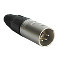 Neutrik NC4MX « XLR-Stecker