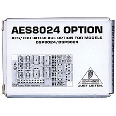 Behringer AES8024 Option