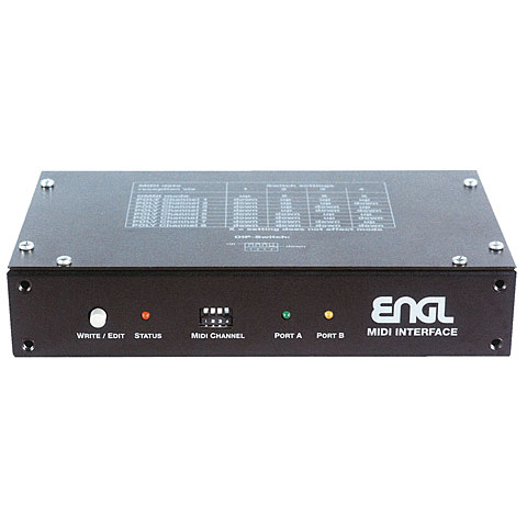 Engl Z7 MIDI Interface