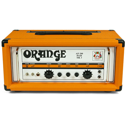 Orange AD200 Bass MK3 Verstärker