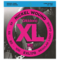 Saiten E-Bass D'Addario EXL170 Nickel Wound .045-100