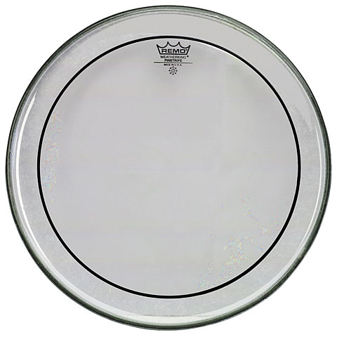 Remo Pinstripe Clear PS-0312-00