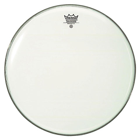 Remo Ambassador Smooth White BA-0218-00
