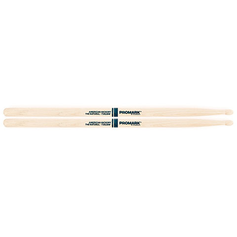 Promark Hickory 2B  The Natural  Wood Tip