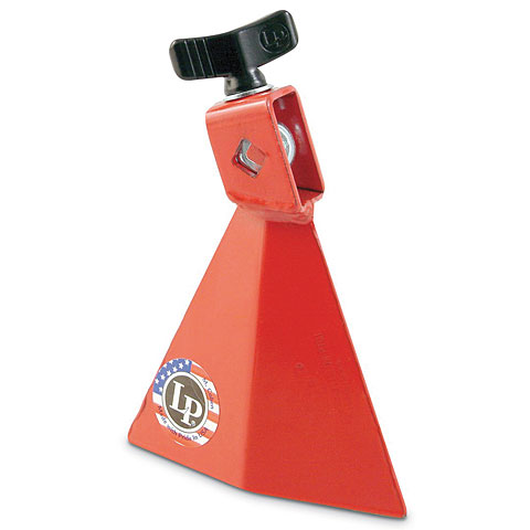 Latin Percussion LP1233 Jam Bell Red Low Pitch