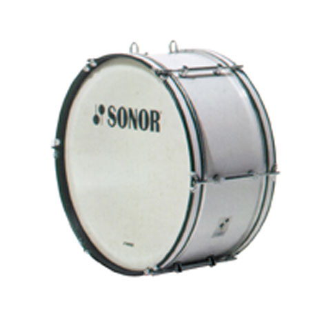 Sonor B Line MB2410CW weiß Marching