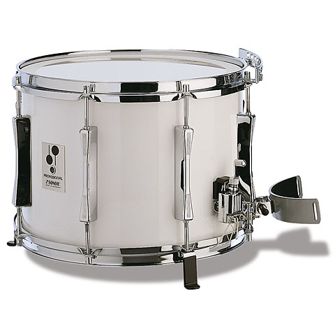 Sonor Professional Line 14'' x 10'' Parade Snare White Marching