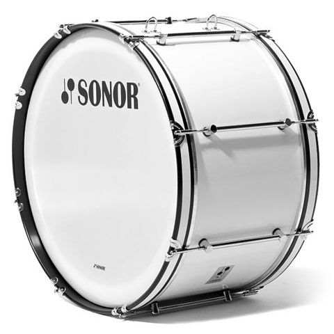 Sonor B Line MB2614CW weiß Marching
