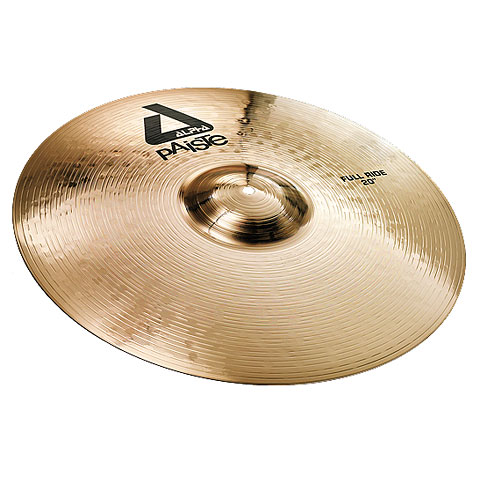 Paiste Alpha Brilliant 20  Full Ride
