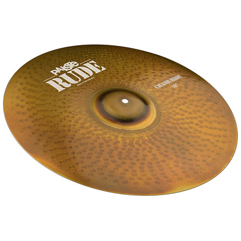 Paiste RUDE 16  Crash-Ride