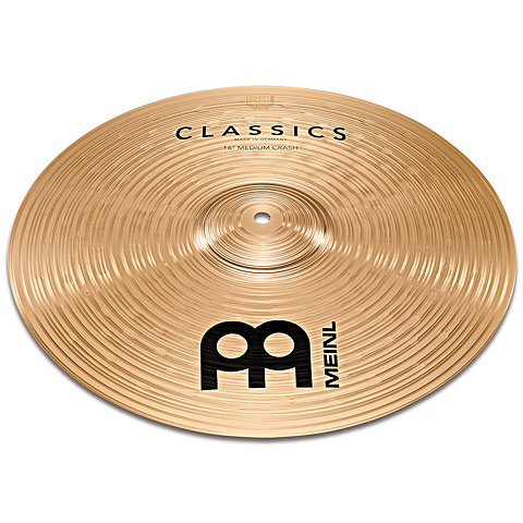 Meinl Classics 16  Medium Crash
