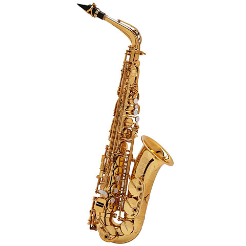 Selmer Super Action 80 II Goldlack Saxophone