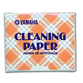 Yamaha Cleaning-Paper « Pflegemittel