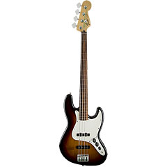 Fender Standard Jazzbass Brown Sunburst « E-Bass fretless