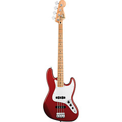 Fender Standard Jazzbass MN Candy Apple Red « E-Bass