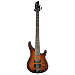 Sandberg Basic Ken Taylor 5-String Tobacco Burst 2PH « E-Bass