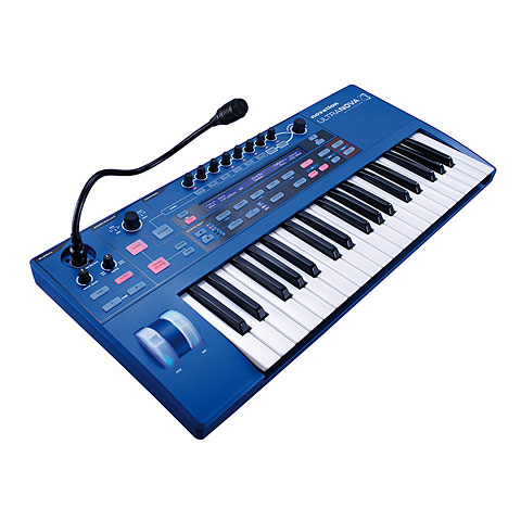 Novation Ultra Nova Synthesizer, Sampler