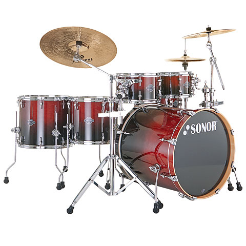 Sonor Essential Force ESF 11 Stage S Drive Amber Fade