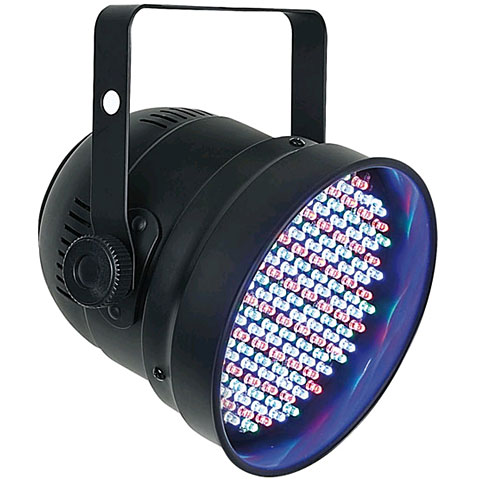 Showtec LED PAR 56 ECO kurz black