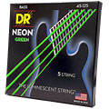 DR Neon Green Medium 5 « Saiten E-Bass